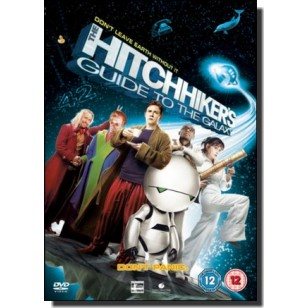 The Hitchhiker's Guide To The Galaxy [DVD]