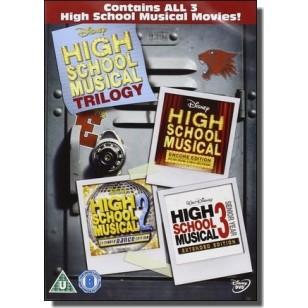 High School Musical Trilogy [3DVD]