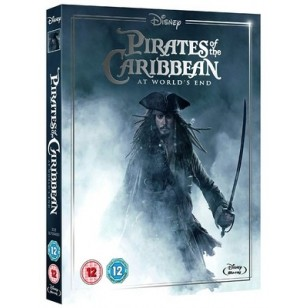 Pirates of the Caribbean 3: At World's End [DVD]