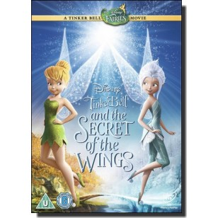 Tinker Bell and the Secret of the Wings [DVD] tinker bell ja tiibade saladus tinker bell and the secret of the wings dvd