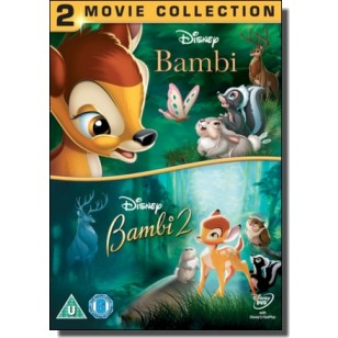 Bambi + Bambi 2 - The Great Prince of the Forest [2x DVD]