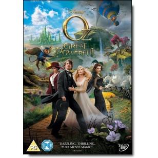Suur ja Kõikvõimas Oz / Oz the Great and Powerful [DVD]