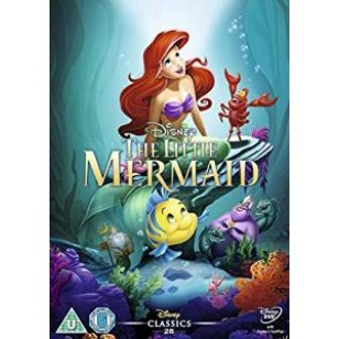 Little Mermaid [DVD]