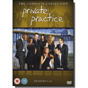 Private Practice: Seasons 1-6 [30x DVD]