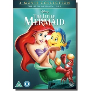 The Little Mermaid Collection [3x DVD]