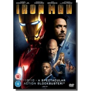Iron Man [DVD]