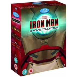 Iron Man 3 Movie Collection [3x Blu-ray]