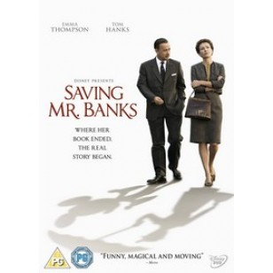 Saving Mr. Banks [DVD]