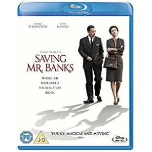 Saving Mr. Banks [Blu-ray]