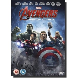 The Avengers: Age of Ultron [DVD]