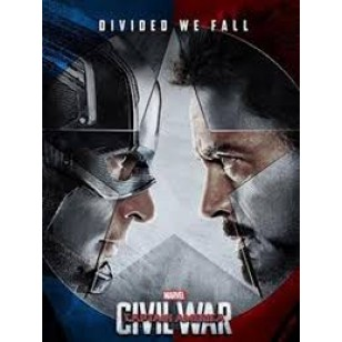 Captain America: Civil War [DVD]