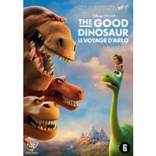 The Good Dinosaur [DVD]