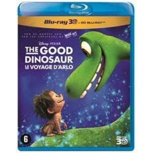 The Good Dinosaur [2D+3D Blu-ray]