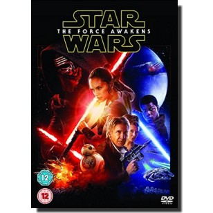 Star Wars Episode VII - The Force Awakens [DVD]
