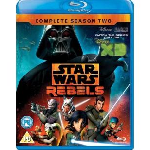 Star Wars Rebels: Complete Season 2 [3Blu-ray]