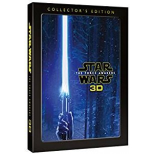 Star Wars Episode VII - The Force Awakens [2D+3D Blu-ray]