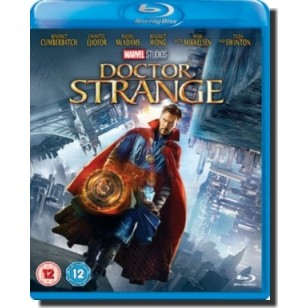 Marvel's Doctor Strange [Blu-ray]