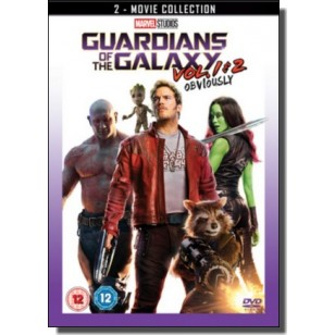 Guardians of the Galaxy: Vol. 1 & 2 [2x DVD]