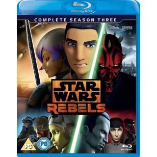 Star Wars Rebels: Complete Season 3 [3Blu-ray]