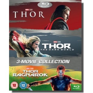 Thor: 3-movie Collection [3x Blu-ray]