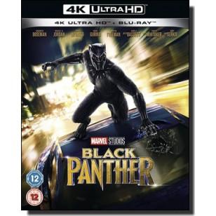Black Panther [4K UHD+Blu-ray]