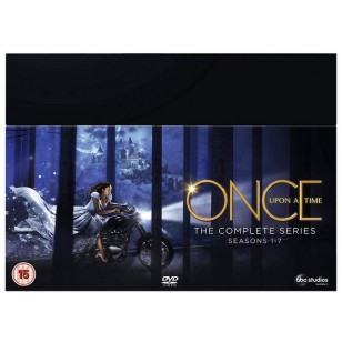 Once Upon A Time: The Complete Series 1-7 [42DVD]