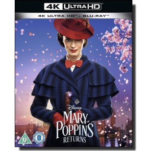 Mary Poppins Returns [4K UHD+Blu-ray]