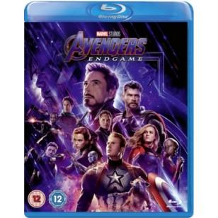Avengers: Endgame [Blu-ray]