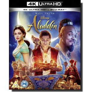 Aladdin [4K UHD+Blu-ray]