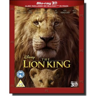The Lion King [2D+3D Blu-ray]