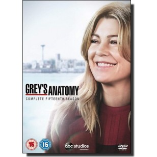 Grey's Anatomy: Complete Fifteenth Season [7DVD]