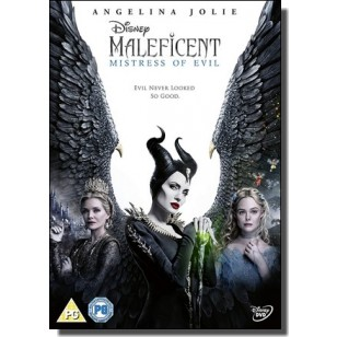 Maleficent: Mistress of Evil [DVD]