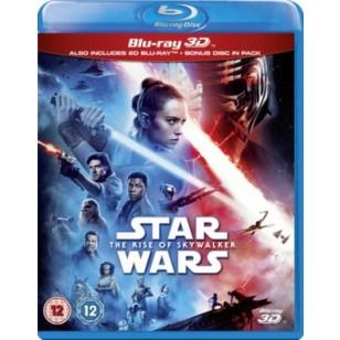 Star Wars: Episode IX - The Rise of Skywalker [3D+ 2D Blu-ray]