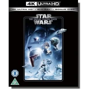 Star Wars Episode V: The Empire Strikes Back [4K UHD+ Blu-ray]
