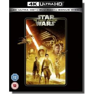 Star Wars Episode VII: The Force Awakens [4K UHD+ Blu-ray]