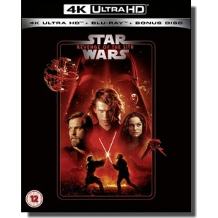Star Wars Episode III: Revenge of the Sith [4K UHD+ Blu-ray]