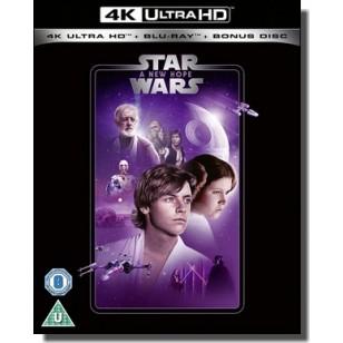 Star Wars Episode IV: A New Hope [4K UHD+ Blu-ray]