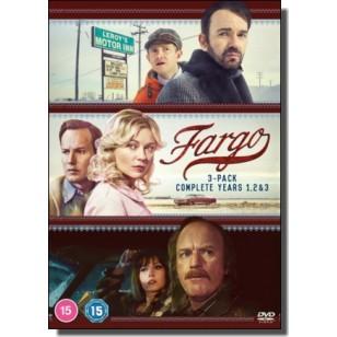 Fargo: Complete Years 1, 2 & 3 [12x DVD]