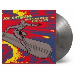 Surfing With the Alien [Coloured Vinyl] [LP]
