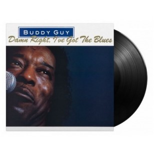 Damn Right, I've Got the Blues [LP]