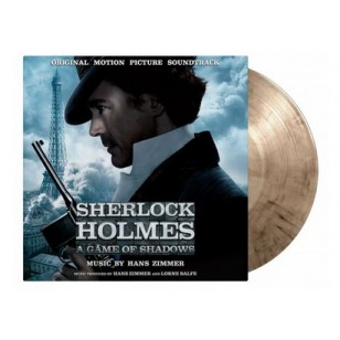 Sherlock Holmes: A Game of Shadows (OST) [Coloured Vinyl] [2LP]