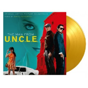 The Man From U.N.C.L.E. (OST) [Coloured Vinyl] [2LP]