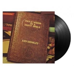 Proud Words On A Dusty Shelf [LP]
