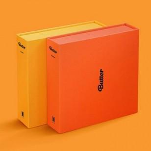 Butter [Peach or Cream Colored Box] [CD]