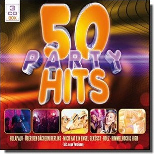 50 Party Hits [3CD]