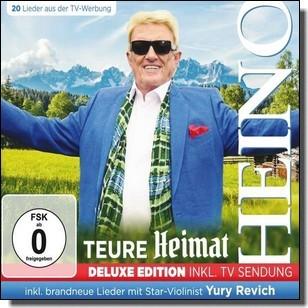 Teure Heimat [Deluxe Edition] [CD+DVD]