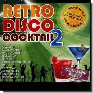 Retro Disco Cocktail 2 [CD]