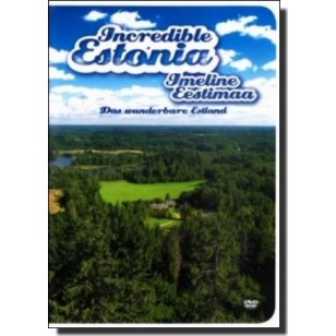 Imeline Eestimaa | Incredible Estonia [DVD]