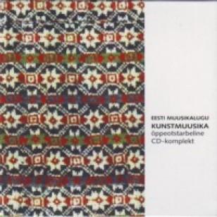 b59d0f82a5c Eesti muusikalugu: Kunstmuusika õppeotstarbeline CD-komplekt [9CD ...