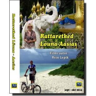 Rattaretked Lõuna-Aasias [Blu-ray]